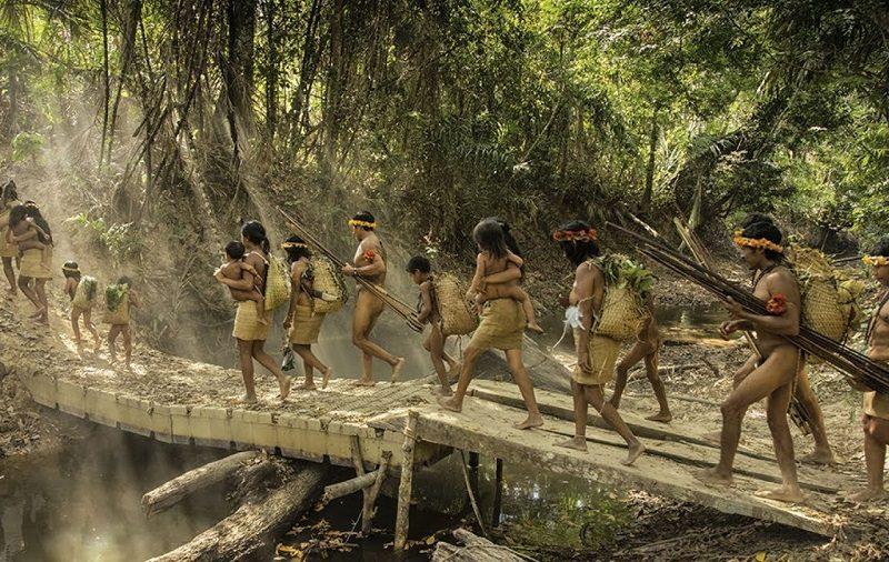 các bộ tộc rừng amazon