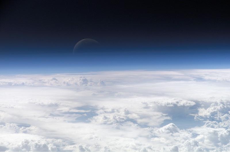 các tầng khí quyển