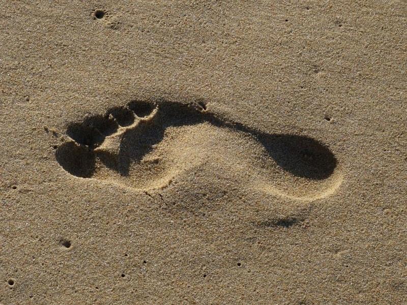 Footprint Nghia La Gi