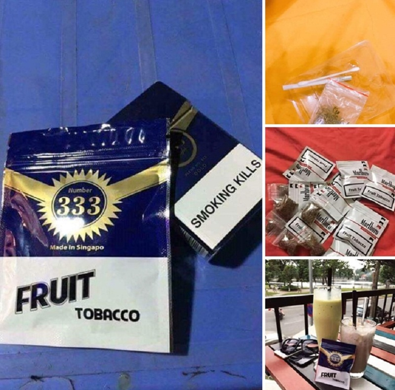 Fruit Tobacco 33 là gì?
