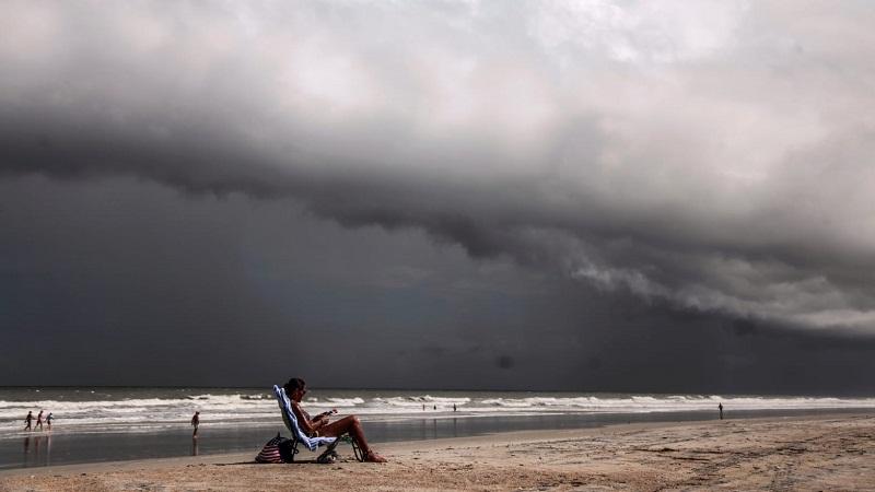 Hurricane Dorian La Gi