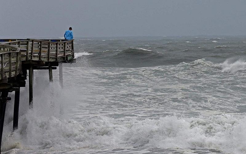 Hurricane Florence La Gi