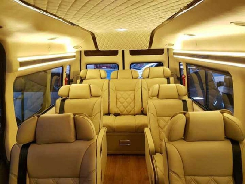 Xe Trong Tin Limousine