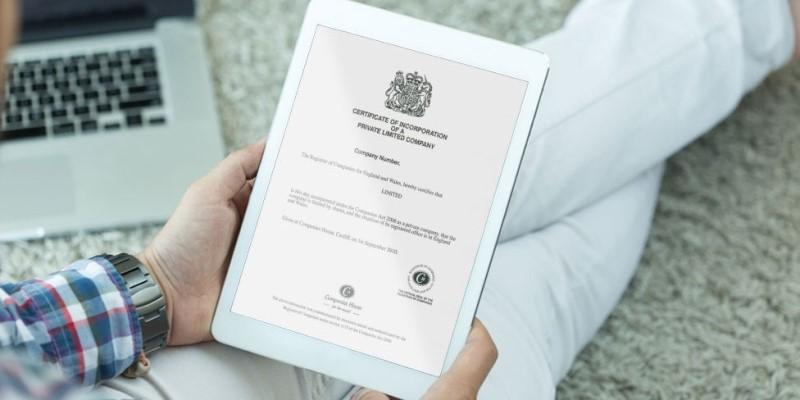 Certificate Of Incorporation La Gi