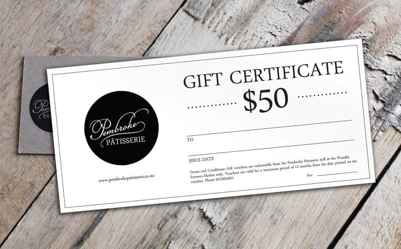 Gift Certificate La Gi