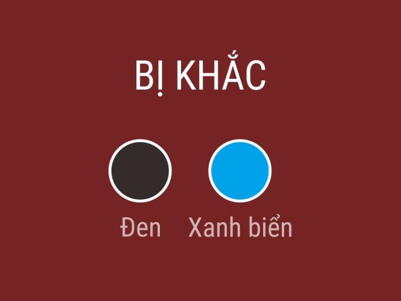 Menh Hoa Khac Mau Gi