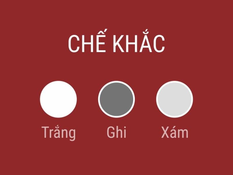 Menh Hoa Ky Mau Gi
