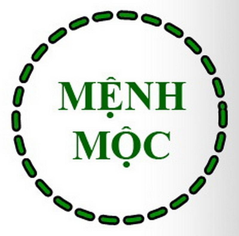 Menh Moc Hop Mau Gi