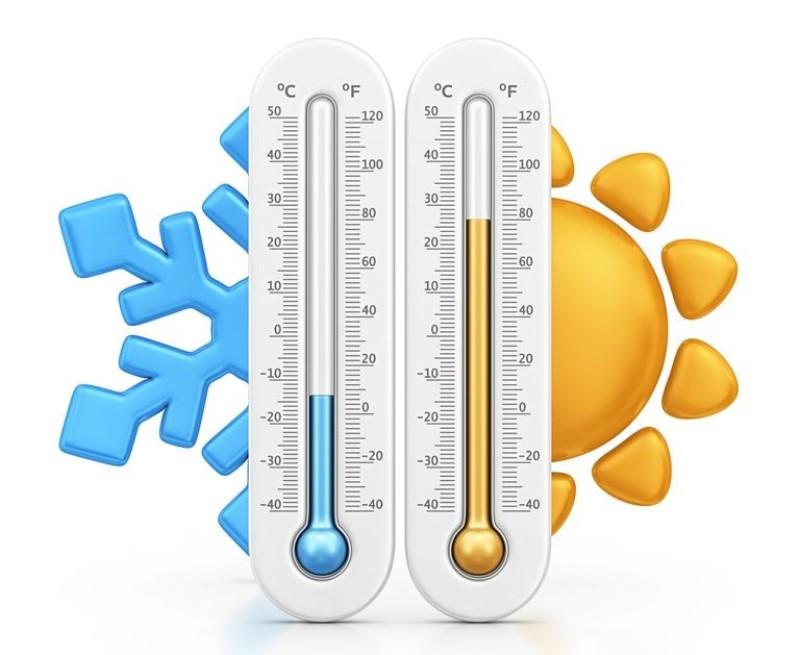 Nhiệt độ không khí là gì? Hướng dẫn cách đo nhiệt độ không khí chính xác