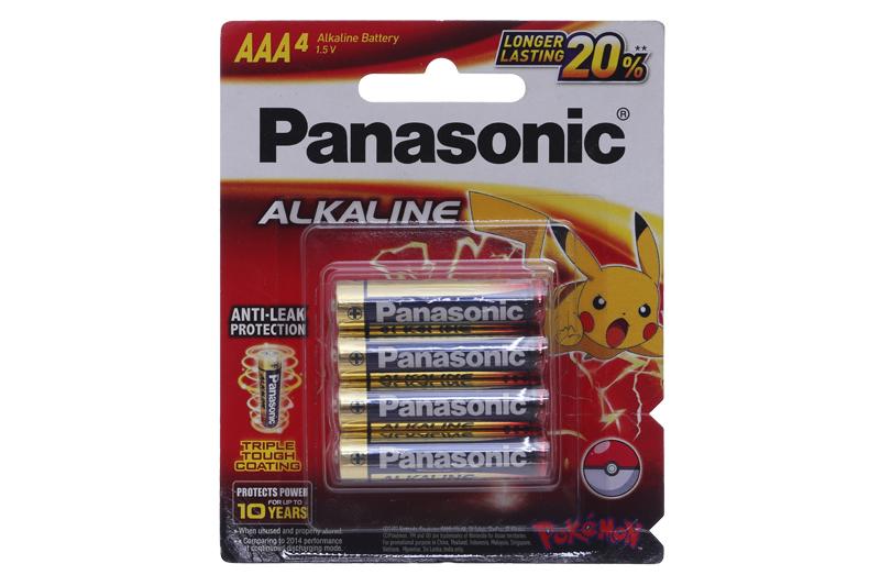 Pin Alkaline La Gi